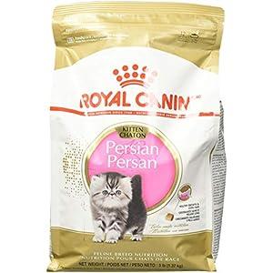 Royal Canin Feline Breed Nutrition Persian  Kitten Dry Cat Food, 3 Lb 46