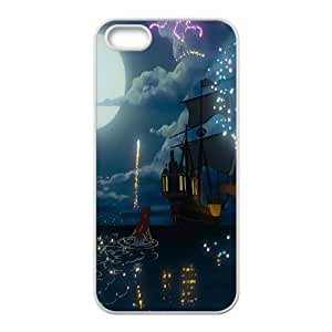 James-Bagg Phone case The Little Mermaid Protective Case For Apple Iphone 5 5S Cases Style-10