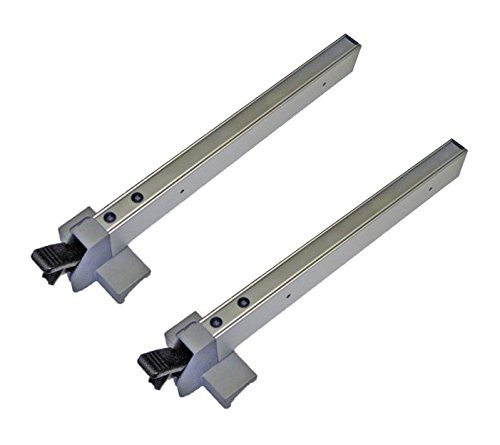 - Ryobi RTS21 Table Saw (2 Pack) Replacement Rip Fence Assembly # 089037011704-2pk