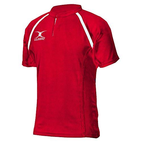 (Gilbert XACT II Rugby Jersey (3X-Large,)