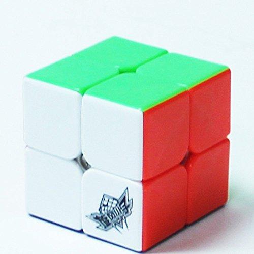 Qiyun-Boys-2x2-Stickerless-Speed-Cube-50mm