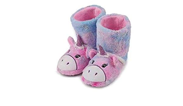 totes unicorn slippers
