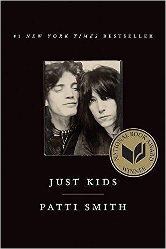 5 MUSIC ICONS & THEIR MEMOIRS - Just Kids / Patti Smith