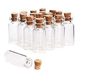 12pcs 3ml glas wunsch flaschen mit korken stopper kleine 12pcs 1ml mini glass. Black Bedroom Furniture Sets. Home Design Ideas