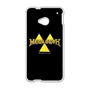 HTC One M7 Phone Case MEGADETH W67PM08735