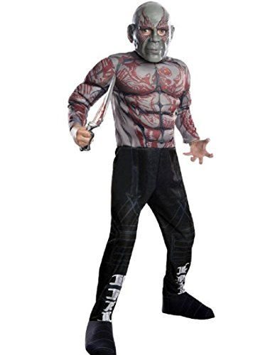 Rubies Costume Kong: Skull Island Childs Deluxe King Kong Costume Multicolor Domestic 630896 Medium Rubies