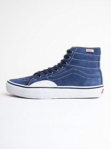 Vans Av Classic High P -Fall 2017- Navy/white Navy/white