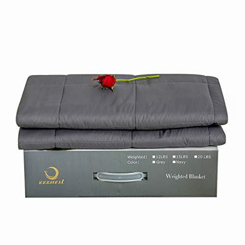 Cheap ZZZNEST Weighted Blanket (54