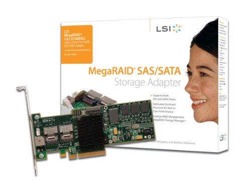 SAS 8708EM2 Megaraid Kit 8PORT 3GB Sata Pcie 256MB