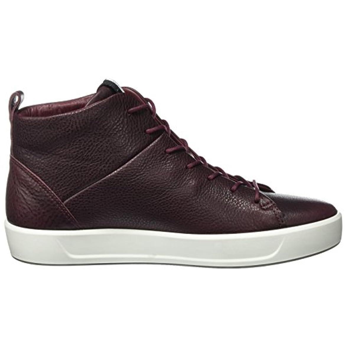 Ecco Soft 8 Ladies Sneaker A Collo Alto Donna