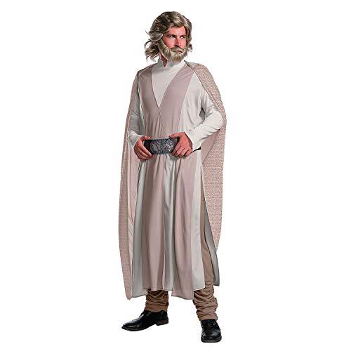 Fun Express - Rb Luke Skywalker Wig and Beard Set for Halloween - Apparel Accessories - Costume Accessories - Masks - Halloween - 1 Piece]()