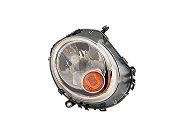 Amazon.com: Mini Cooper S Clubman 07- 13 halógeno cabeza con ...