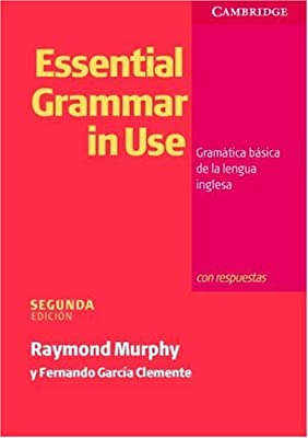 Essential Gramm. In Use + Key: Gramatica Basica De La Lengua ...