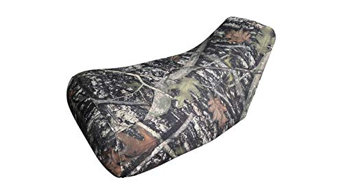 Camo Atv Seat Covers - VPS Seat Cover Compatible With Honda Foreman 400 450 1997 To 2004 Full Camo ATV Seat Cover