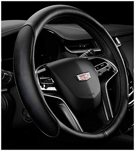 cadillac steering wheel cover - 5