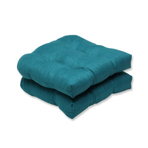 teal chair pad - 7