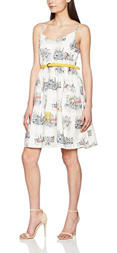 Yumi Scandi, Vestido para Mujer blanco roto (marfil)