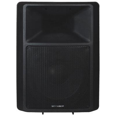 (JS Karaoke Emerson 300W Two Way Speaker with 12