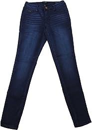 Mens Woven Belt Blue Large