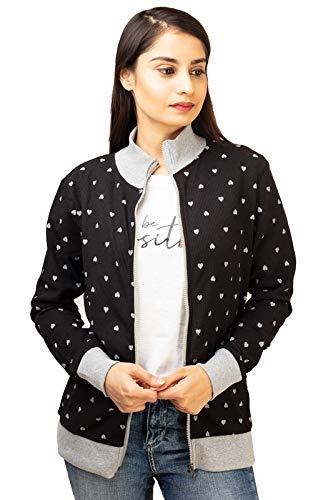 CARBON BASICS Women's & Girl's Regular Jacket