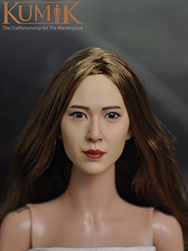 Female head Sculpt bm-zy-kumik15 – 11   B00XBT9HYW