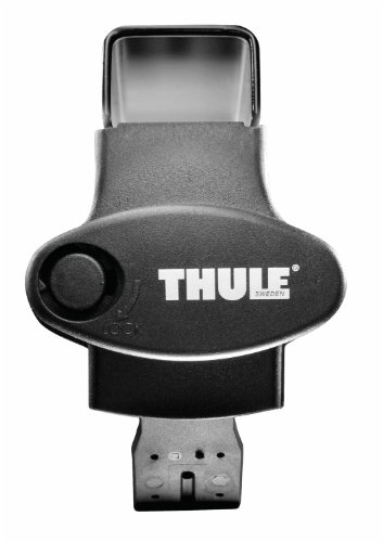 THULE 4502 CrossRoad Railing Roof Rack Foot Half Pack (Se...