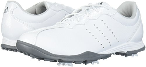 Dc Met silver White Adipure Ftwr silver Chaussures Femmes Adidas Athltiques Met ZPwES