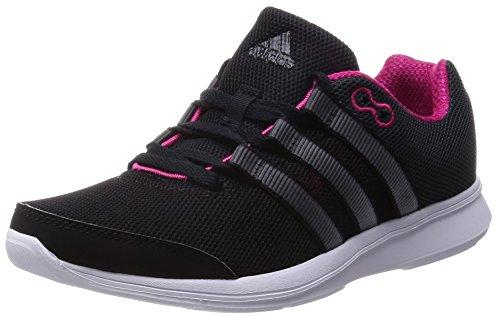 rosfue Negro Zapatillas negbas Adidas W 000 Runner Mujer Lite negro negro Para nTnqS6zg
