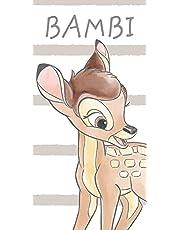 Bambi Disney ręcznik kąpielowy, ręcznik plażowy, 70 x 140 cm