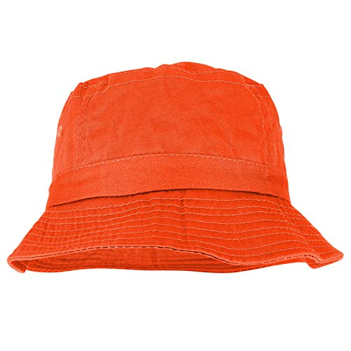 2466d2ee Armycrew Pigment Dyed Washed 100% Cotton Unisex Bucket Hat | Weshop ...