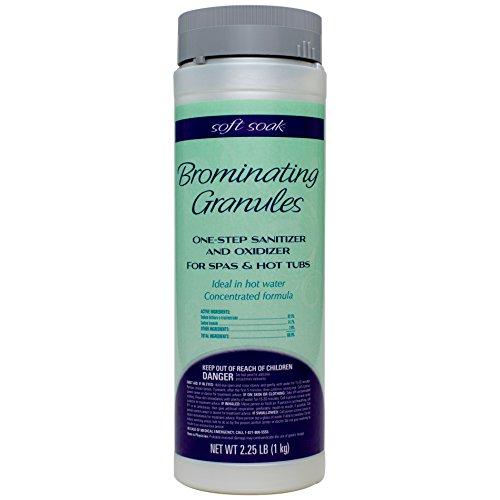SpaGuard Soft Soak Brominating Granules 2.25#