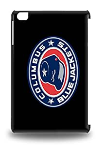 Excellent Ipad Mini/mini 2 3D PC Case Tpu Cover Back Skin Protector NHL Columbus Blue Jackets Logo ( Custom Picture iPhone 6, iPhone 6 PLUS, iPhone 5, iPhone 5S, iPhone 5C, iPhone 4, iPhone 4S,Galaxy S6,Galaxy S5,Galaxy S4,Galaxy S3,Note 3,iPad Mini-Mini 2,iPad Air )