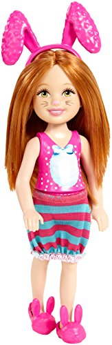 Barbie Sisters Chelsea and Friends Doll, Bunny