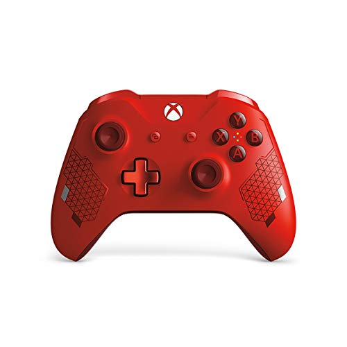 Xbox Wireless Controller - Sport Red Special Edition]()