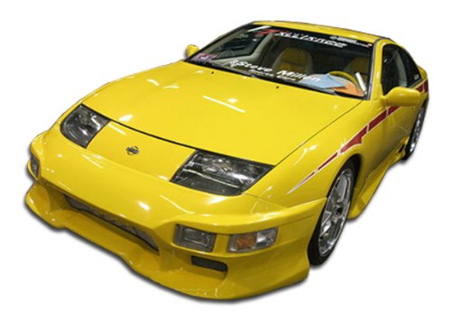 Duraflex ED-WBJ-525 Vader Body Kit - 4 Piece Body Kit - Compatible For Nissan 300ZX 1990-1996 ()