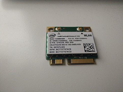 Intel Wireless Home Network - Intel 1030 Wireless N Bluetooth Bt Pcie Card 11230bnhmw