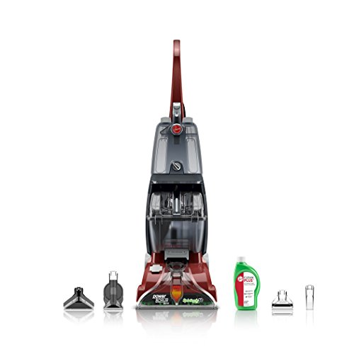 Hoover FH50150 Carpet Basics Power Scrub Deluxe Carpet Cleaner - Hoover Floor Machine
