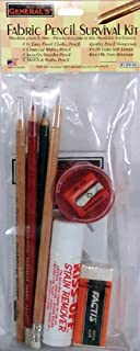 product image for General Pencil RZ03-02190200-R3U1 Fabric Pencil Survival Kit-