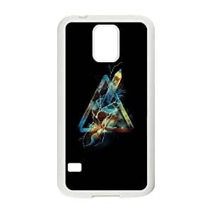 High Tension Samsung Galaxy S5 Cell Phone Case White MHG7030276