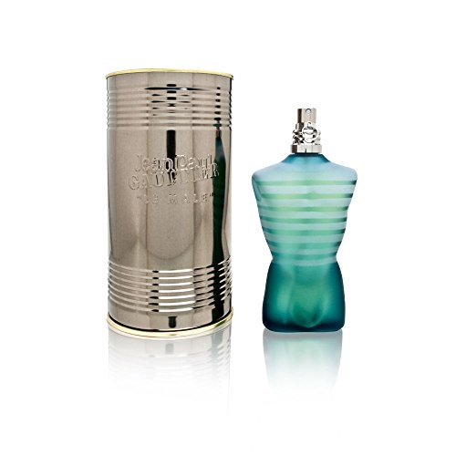 Le Male by Jean Paul Gaultier for Men 6.7 oz Eau de Toilette Spray (The Best Male Fragrance)