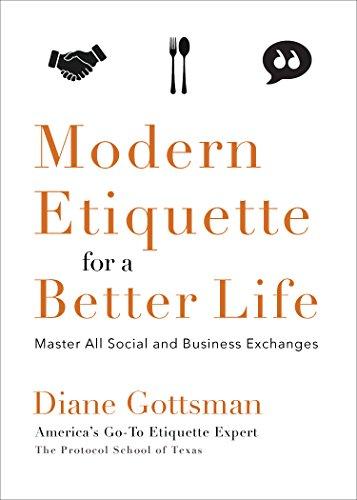 amazon com modern etiquette for a better life master all social