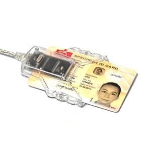 Gemalto ジェムアルト ICカードリーダ・ライタ 電子申告(e-Tax)対応住基カード用PC USB-TR HWP119316