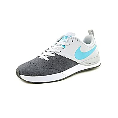 Nike Mens Project BA Anthracite/Dusty Cactus-Pure Platinum-White Synthetic Size 9.5