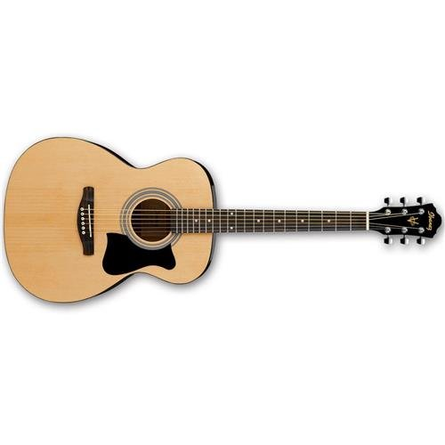 Ibanez IJVC50 Jampack Grand Concert Acoustic Guitar Pack Natural (Grand Concert Acoustic Guitar)