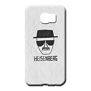 samsung galaxy s6 edge Shock-dirt Shockproof New Fashion Cases phone back shells heisenberg on paper