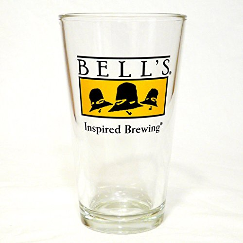 Bell's Brewery Company Craft Beer Pint Glass/Tumbler -