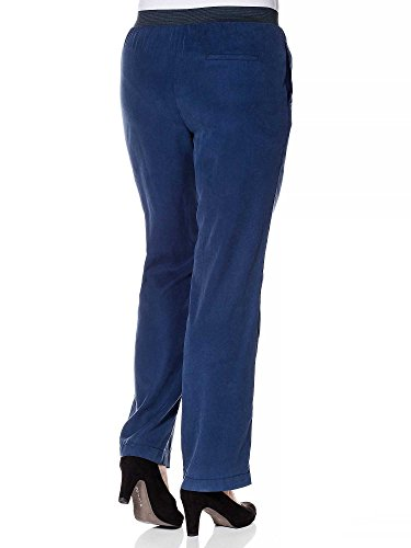 sheego Style Pantalón tallas grandes nueva colección Mujer azul oscuro