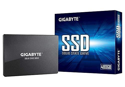 GIGABYTE SSD 480GB (GP-GSTFS31480GNTD)