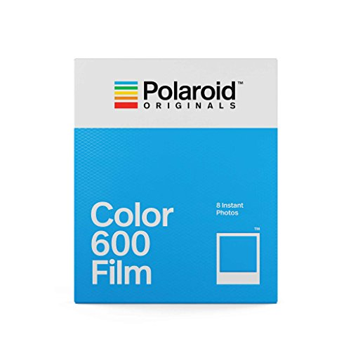 Polaroid Originals 4670 Color Film for 600, White by Polaroid Originals