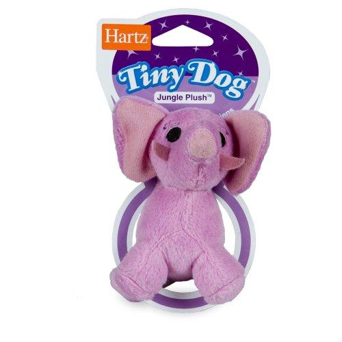 Hartz Tiny Dog Jungle Plush (Colors Vary), My Pet Supplies